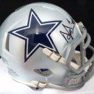 Dak Prescott Autographed Signed Dallas Cowboys Mini Helmet BECKETT