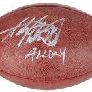 Adrian Peterson Minnesota Vikings Signed Autographed NFL Football FANATICS