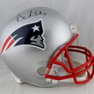 Drew Bledsoe Autographed Signed New England Patriots FS Helmet BECKETT