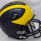 Tom Brady Autographed Signed Michigan Wolverines FS Helmet TRISTAR