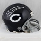 Mike Ditka Autographed Signed Chicago Bears Vintage Mini Helmet JSA