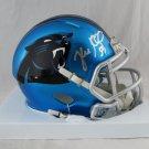Luke Kuechly Autographed Signed Carolina Panthers Speed Mini Helmet JSA