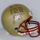 Luke Kuechly Autographed Signed Boston College Eagles Full Size Helmet JSA