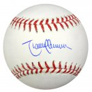 Randy Johnson Seattle Mariners Signed Autographed Official Baseball PSA