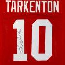 Fran Tarkenton Autographed Signed Georgia Bulldogs Jersey JSA