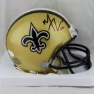 Michael Thomas Autographed Signed New Orleans Saints Mini Helmet JSA