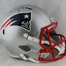 Sony Michel Autographed Signed New England Patriots FS Helmet JSA