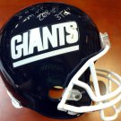 Phil Simms Autographed Signed New York Giants Full Size Helmet PSA