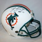 Jason Taylor Autographed Signed Miami Dolphins Full Size Helmet JSA