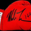 Mike Tyson & Evander Holyfield Autographed Signed Everlast Boxing Glove PSA