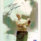 Jack Nicklaus Autographed Signed Vintage 8x10 Photo PSA