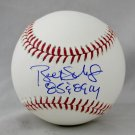 Bret Saberhagen Kansas City Royals Signed Autographed Official Baseball JSA