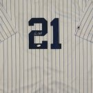Paul O'Neill Signed Autographed New York Yankees Jersey JSA