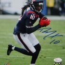 DeAndre Hopkins Autographed Signed Houston Texans 8x10 Photo JSA