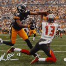 Mike Evans Autographed Signed Tampa Bay Buccaneers 8x10 Photo JSA