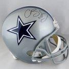 Cole Beasley Autographed Signed Full Size Dallas Cowboys Helmet JSA