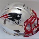 Tom Brady Autographed Signed New England Patriots Speed Mini Helmet TRISTAR