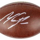 Melvin Gordon Chargers Autographed Signed Football BECKETT