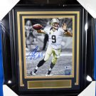Drew Brees Autographed Signed Framed New Orleans Saints 8x10 Photo BECKETT