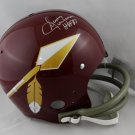 Sonny Jurgensen Autographed Signed Washington Redskins Full Size Helmet JSA