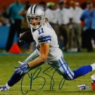 Cole Beasley Dallas Cowboys Autographed Signed 8x10 Photo JSA