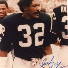 Jack Tatum Oakland Raiders Signed Autographed 8x10 Photo BECKETT