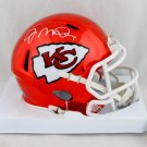 Joe Montana Autographed Signed Kansas City Chiefs Mini Helmet JSA