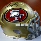 Colin Kaepernick Signed Autographed San Francisco 49ers Mini Helmet PSA