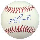 Mark Grace Chicago Cubs Autographed Signed Official MLB Baseball JSA