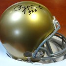 Paul Hornung Autographed Signed Notre Dame Fighting Irish Mini Helmet PSA