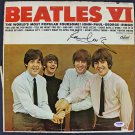 Paul McCartney Autographed Signed Vintage Beatles Album Cover PSA/DNA