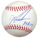 Dwight Gooden New York Mets Signed Autographed Official Baseball PSA