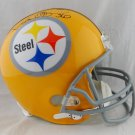 Jerome Bettis Autographed Signed Pittsburgh Steelers Full Size Helmet JSA