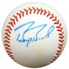 Barry Bonds Pirates Giants Signed Autographed Official NL Baseball PSA