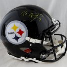 Ben Roethlisberger Autographed Signed Pittsburgh Steelers Full Size Proline Helmet FANATICS