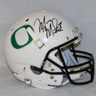 Marcus Mariota Signed Autographed Oregon Ducks FS Helmet JSA