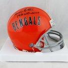 Ken Anderson Autographed Signed Cincinnati Bengals Mini Helmet BECKETT