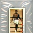 Muhammad Ali Signed Autographed 1971 Barratt & Co LTD Rookie Card PSA