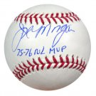 Joe Morgan Cincinnati Reds Signed Autographed Official Baseball PSA