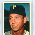Harvey Haddix Pirates Autographed Signed 1961 Topps Card BECKETT