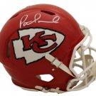 Patrick Mahomes Signed Autographed Kansas City Chiefs Speed Proline Helmet FANATICS