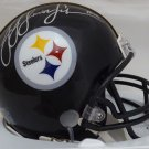 JuJu Smith-Schuster Autographed Signed Pittsburgh Steelers Mini Helmet BECKETT
