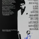 Al Pacino Autographed Signed 12x18 Scarface Mini Poster PSA