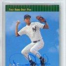 Derek Jeter Yankees Signed Autographed 1993 Score Select Rookie Card JSA
