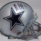 Amari Cooper Autographed Signed Dallas Cowboys Mini Helmet BECKETT