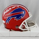 Andre Reed Autographed Signed Buffalo Bills Mini Helmet JSA