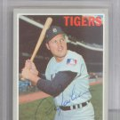 Bill Freehan Detroit Tigers Signed Autographed 1970 Topps Card BECKETT