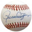 Rollie Fingers Brewers A's Autographed Signed Official AL Baseball BECKETT