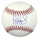 Albert Pujols Angels Cardinals Signed Autographed Official Baseball MLB COA