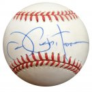 Joe Pepitone New York Yankees Signed Autographed Baseball BECKETT